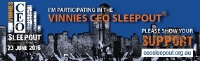Sheila to sleep out to raise money for the homeless